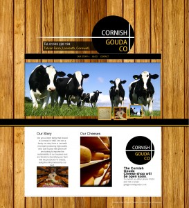 Cornish Gouda Site