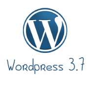 WordPress 3.7 Update